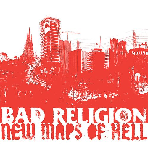 New Maps of Hell Deluxe Version de Bad Religion