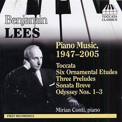 Lees: Piano Music, 1947-2005 by Mirian Conti