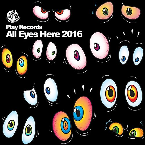 All Eyes Here 2016 - EP de Various Artists