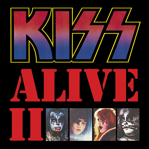 Alive II by KISS