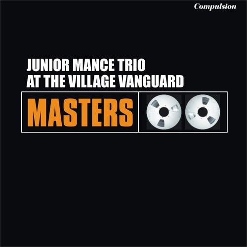 At the Village Vanguard by Junior Mance Trio