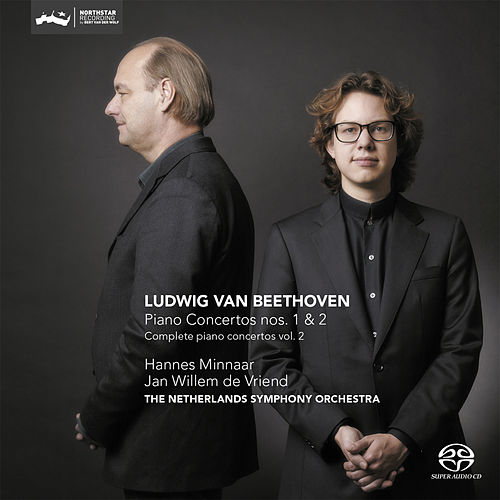 Beethoven: Piano Concertos Nos. 1 & 2 by Various Artists