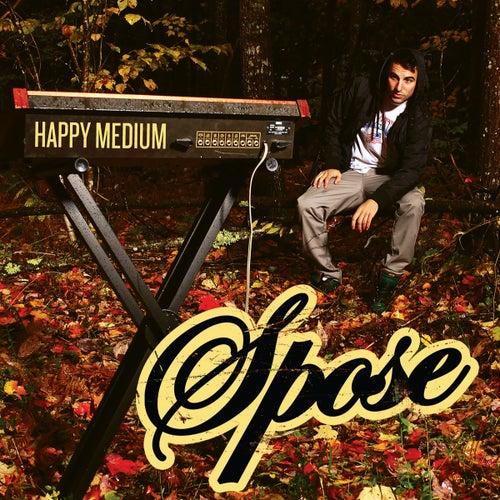 Happy Medium (Deluxe Edition) by Spose