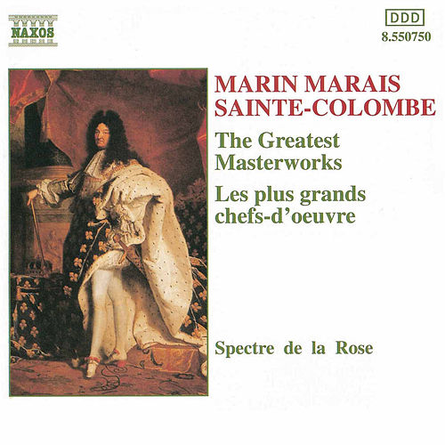 The Greatest Masterworks de Marin Marais