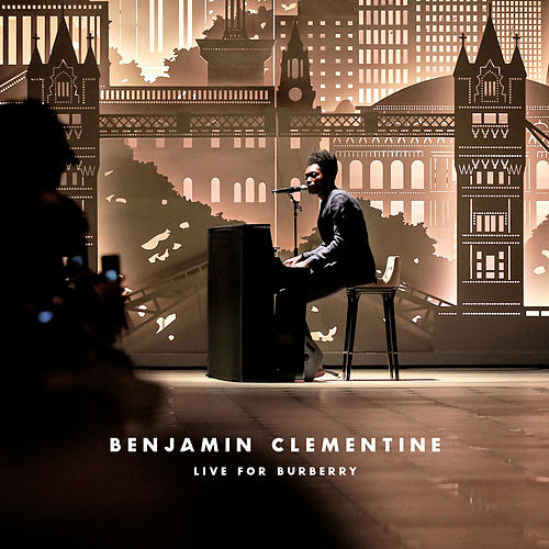 Live For Burberry de Benjamin Clementine