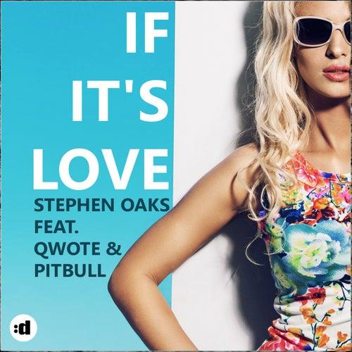 If It's Love by Stephen Oaks