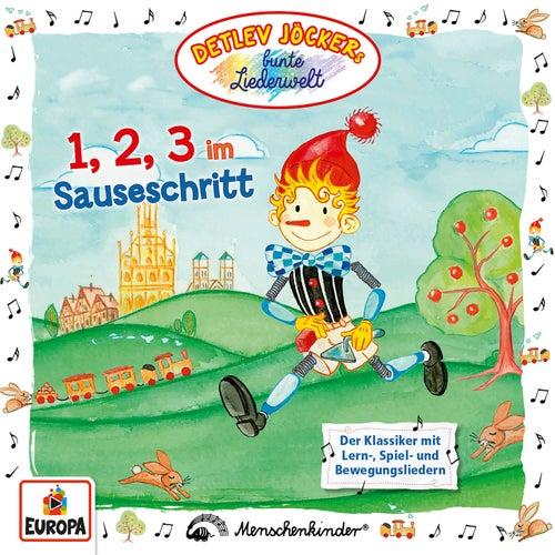 1,2,3 im Sauseschritt von Detlev Jöcker