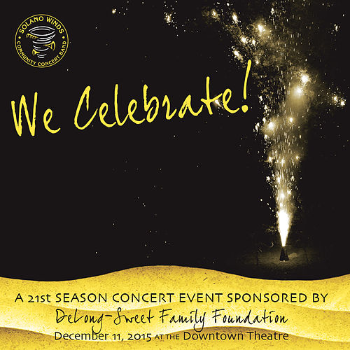 We Celebrate! von Solano Winds