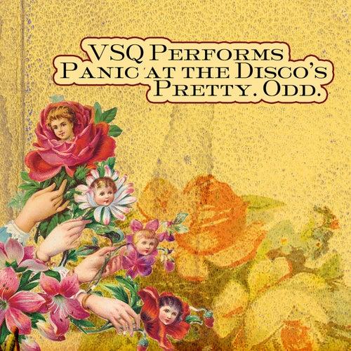 The String Tribute to Panic At the Disco's Pretty. Odd. de Vitamin String Quartet