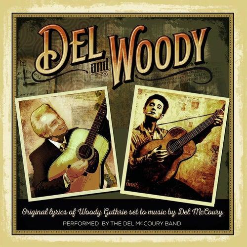 Del & Woody von Del McCoury