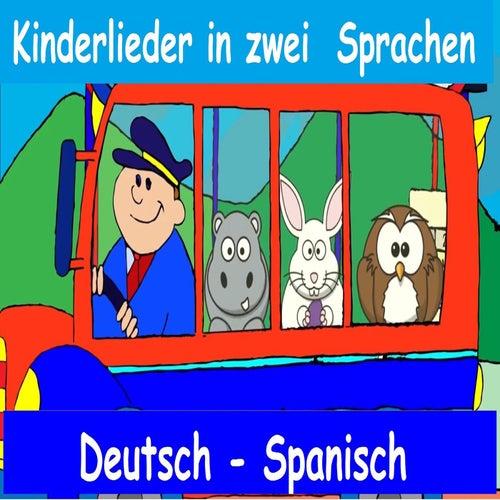 Kinderlieder in zwei Sprachen - Deutsch und Spanisch Vol. 2 - Yleekids von YLEE Kids