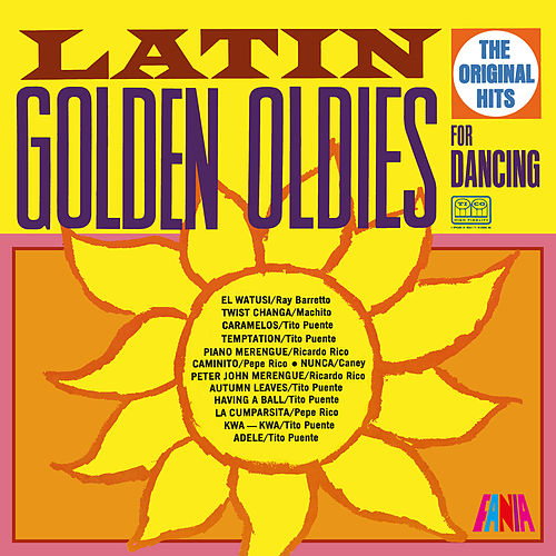 Latin Golden Oldies For Dancing von Ray Barretto