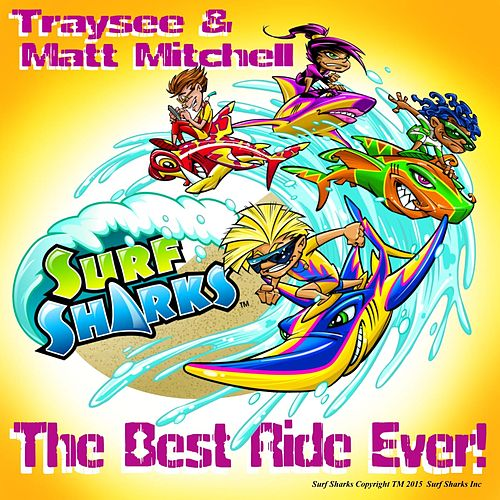 The Best Ride Ever! by Matt Mitchell