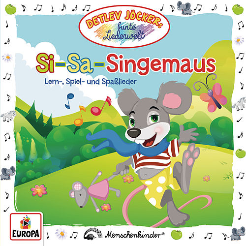 Si-Sa-Singemaus by Detlev Jöcker