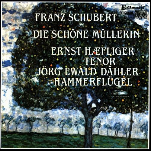 Franz Schubert/Die Schöne Müllerin by Ernst Haefliger
