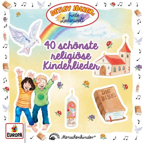 40 schönste religiöse Kinderlieder by Detlev Jöcker