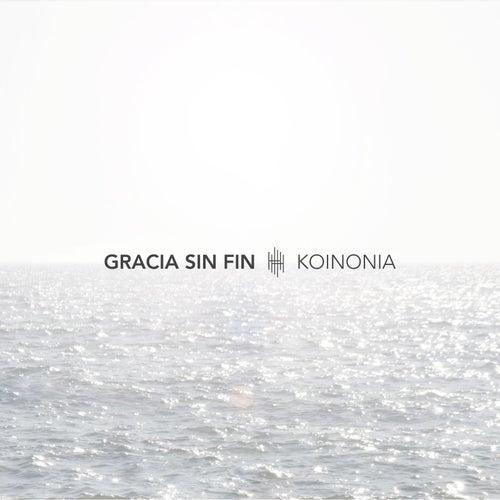 Gracia Sin Fin (feat. Evan Craft) by Koinonia