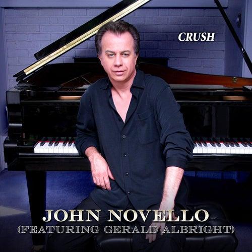 Crush (feat. Gerald Albright) de John Novello