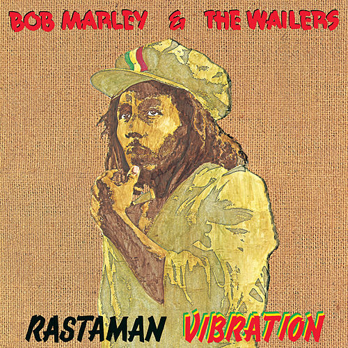 Rastaman Vibration by Bob Marley