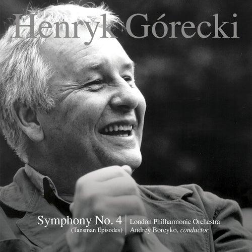 Henryk Górecki: Symphony No. 4, Op. 85 (Tansman Episodes) by Henryk Gorecki