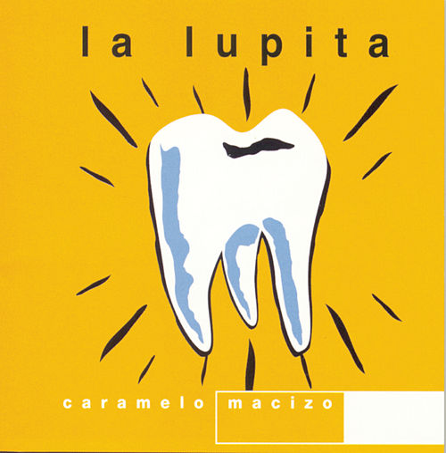 Caramelo Macizo de La Lupita