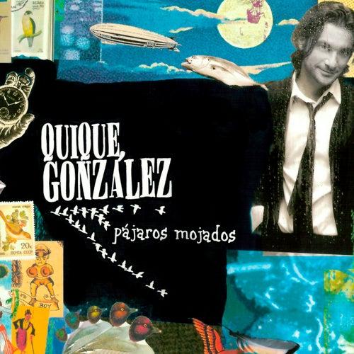 Pájaros Mojados de Quique Gonzalez
