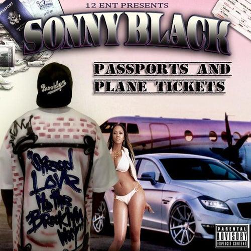 Passports and Plane Tickets von Sonny Black
