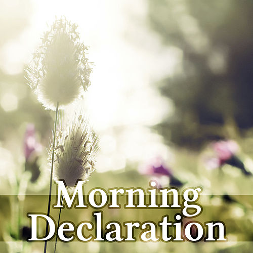 Morning Declaration - Good Day with Relaxing Sounds & Sounds of Nature, Calm Background Music for Reduce Stress the Body & Mind, Wake Up, Positive Attitude to the World, Morning Coffee, Yoga by Sound Therapy Masters