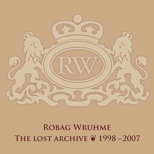 The Lost Archive EP 1998 - 2007 (CD) von Various Artists