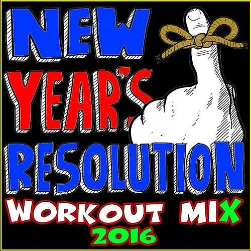 2016 Workout Mix: New Years Resolution von Fitspo