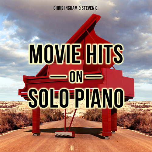 Movie Hits on Solo Piano by Various Artists