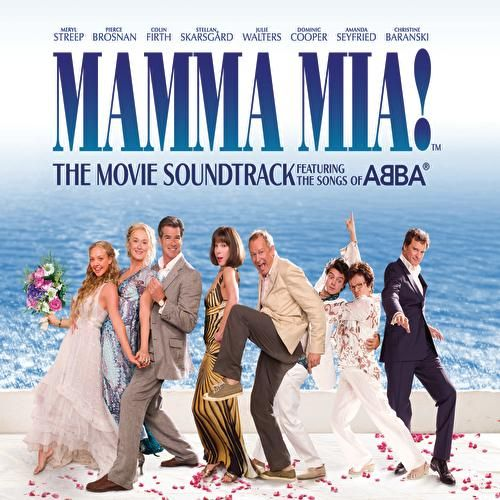 Mamma Mia! by Cast Of Mamma Mia The Movie