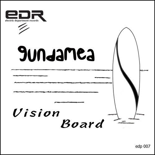 Vision Board van Gundamea