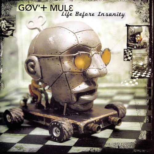 Life Before Insanity de Gov't Mule