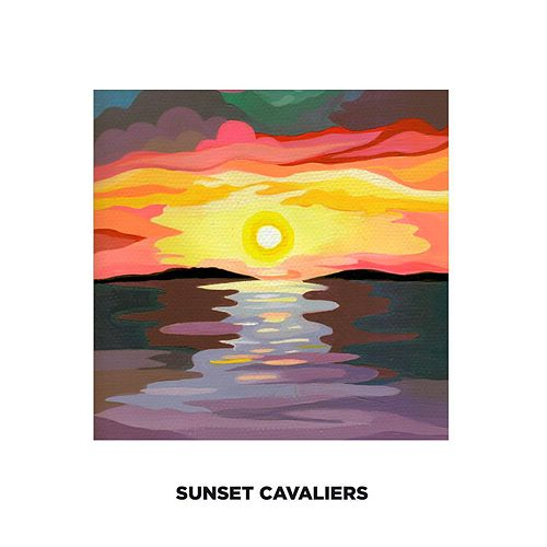 Sunset Cavaliers by Colin Harper