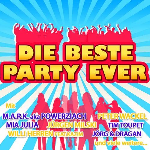 Die beste Party ever von Various Artists