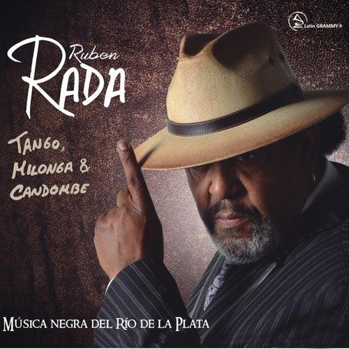 Tango, Milonga y Candombe by Rubén Rada