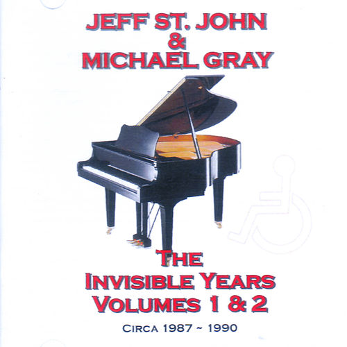 The Invisible Years by Michael Gray