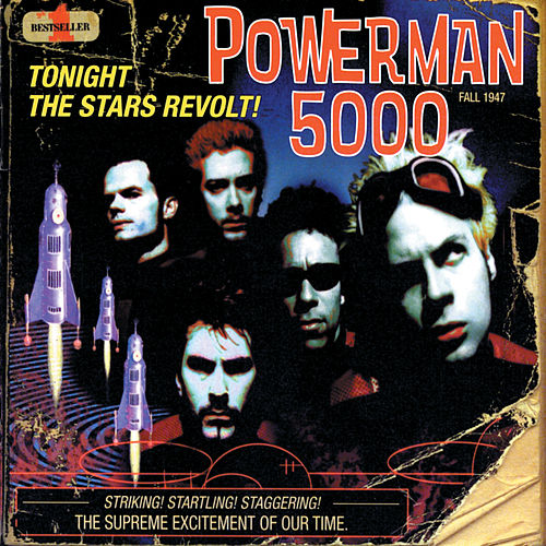 Tonight the Stars Revolt! de Powerman 5000