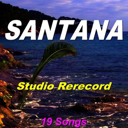 Santana (Studio Rerecord) de Santana