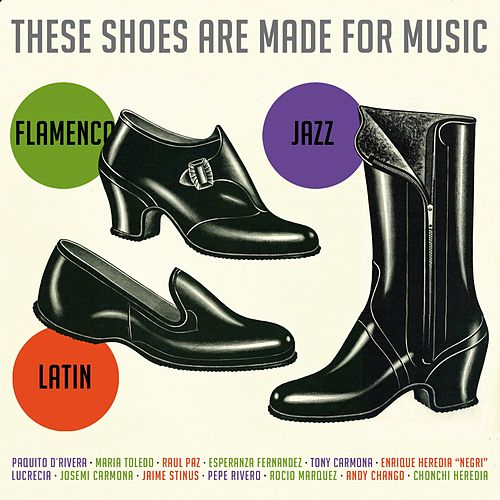 These Shoes Are Made For Music de Various Artists
