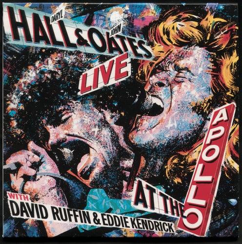 Live at the Apollo de Hall & Oates