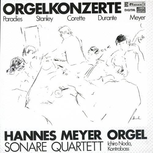 Barocke Orgelkonzerte / Suite Paysanne by Hannes Meyer