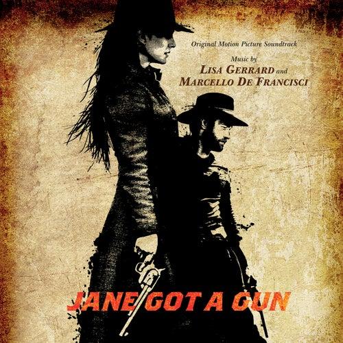 Jane Got A Gun (Original Motion Picture Soundtrack) by Lisa Gerrard