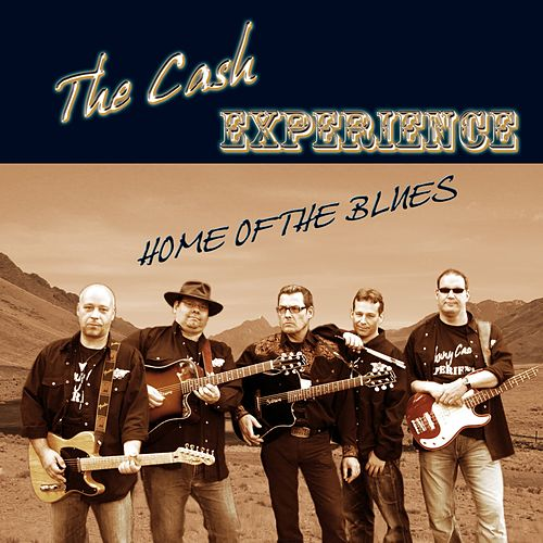Home of the Blues von The Cash Experience