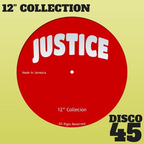 Justice 12 Selection de Various Artists