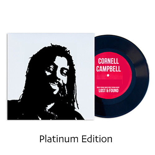 Lost & Found - Cornell Campbell (Platinum Edition) de Various Artists