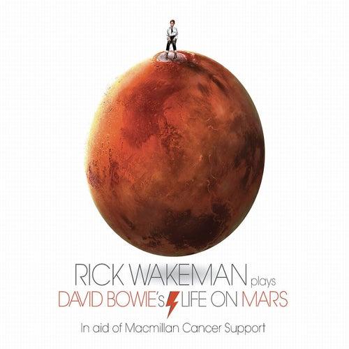 Life on Mars de Rick Wakeman