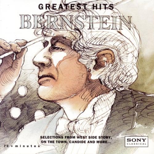 Bernstein: Greatest Hits by Leonard Bernstein, Michael Tilson Thomas, Richard Kapp