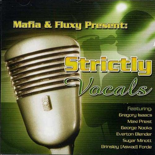 Mafia & Fluxy Presents Strictly Vocals, Vol. 1 de Various Artists